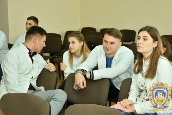 Студент ТНМУ отримав перше місце в олімпіаді з анатомії людини
