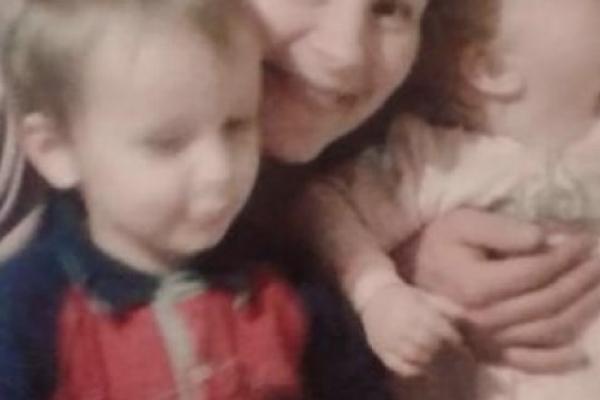 На Тернопільщині уже півтори місяці розшукують жінку з двома малолітніми дітьми