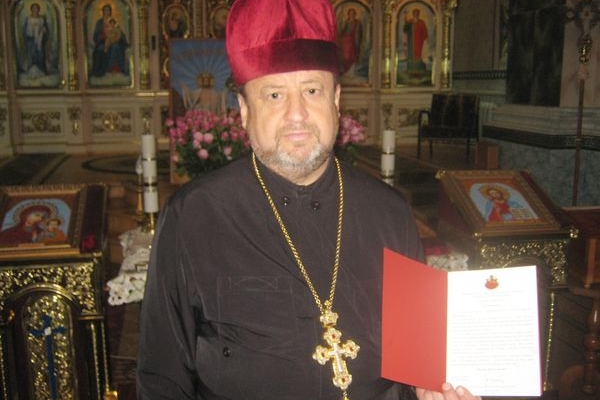 Теребовлянському священику ПЦУ привітання з Великоднем передав сам Митрополит Київський і всієї України Блаженнійший Єпіфаній