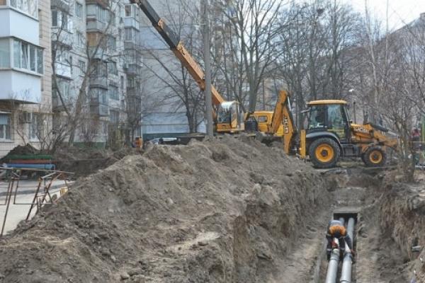 У Тернополі за кошти Європейського банку модернізують систему опалення міста