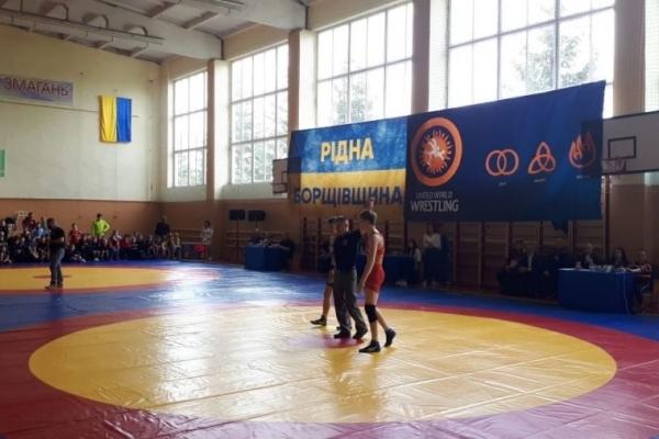 Голова облради Віктор Овчарук взяв участь у відкритті міжнародного турніру з вільної боротьби