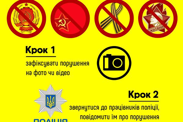 Не допустимо провокаційних акції 9 травня у Тернополі