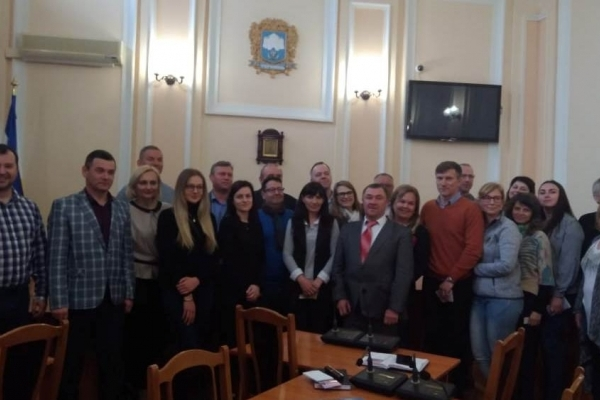 Громади Естонії та Тернопільської області налагоджують співробітництво