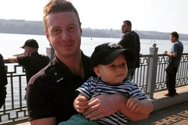Футболіст тернопільської «Ниви» три роки працював патрульним