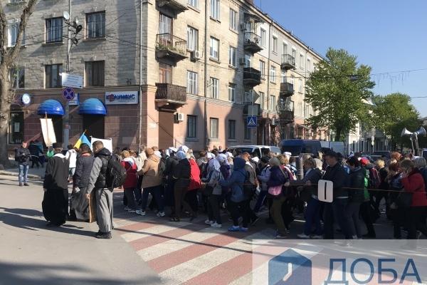 Матері Тернопільщини відправились у прощу до Зарваниці (Фото)