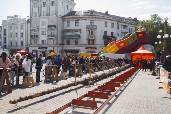 Як встановлювали рекорд у Тернополі (Фоторепортаж)