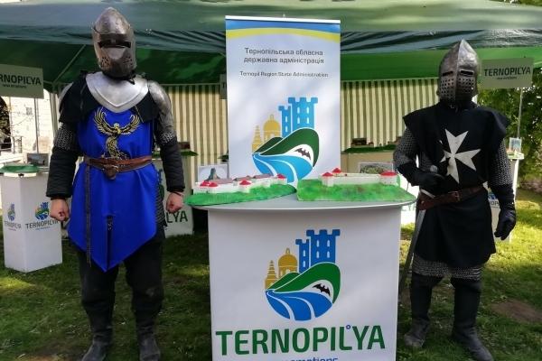 Відкриття літнього туристичного сезону 2019 на Тернопіллі (Фото)