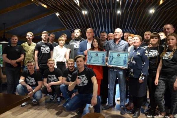 На Тернопільщині встановили рекорд України з швидкісної їзди на мотоциклі