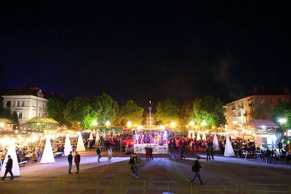 2500 тернополян спробували рекордний бограч під час фестивалю «Тернопільська БРАМА»