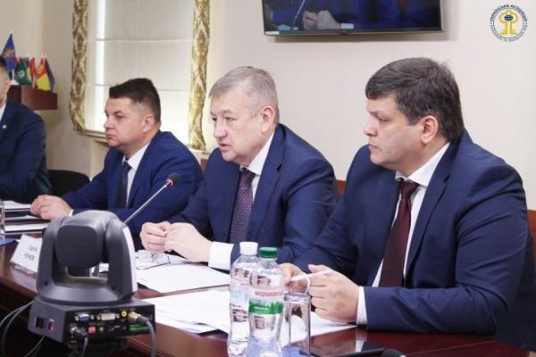 Віктоp Овчаpук взяв участь у засіданні Pади Національного конгpесу місцевого самовpядування