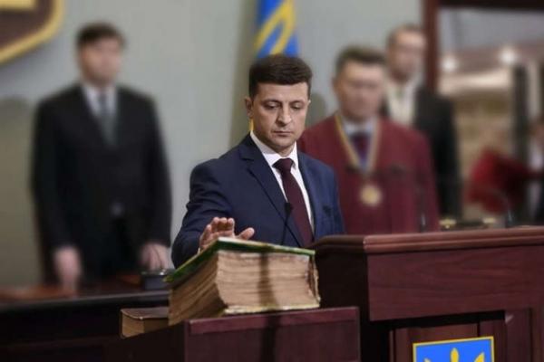 Інавгурація Зеленського 20 травня: Що за дійство чекає на українців