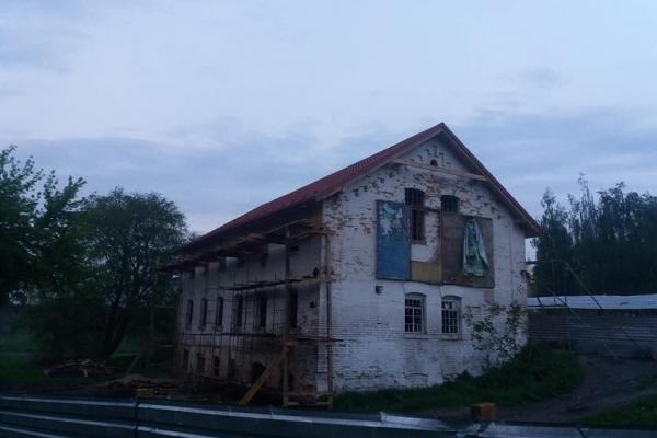 У Ланівцях розпочато реставрацю однієї із найстаріших споруд міста