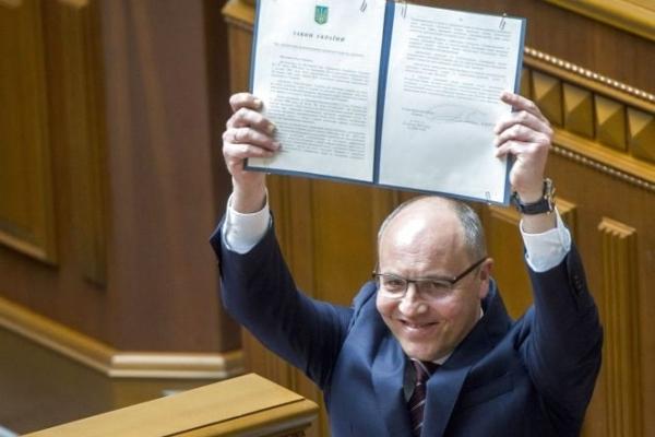 Нещодавно Верховна Рада України ухвалила Закон України «Про забезпечення функціонування української мови як державної» - роз'яснення, що він передбачає