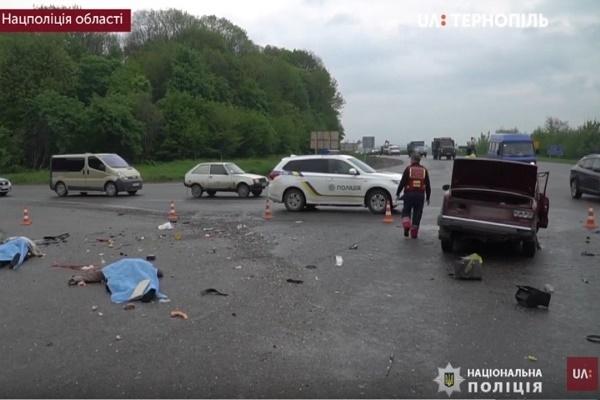 Поліцейські встановили, хто винен у смертельній аварії, що сталась на перехресті в Білій