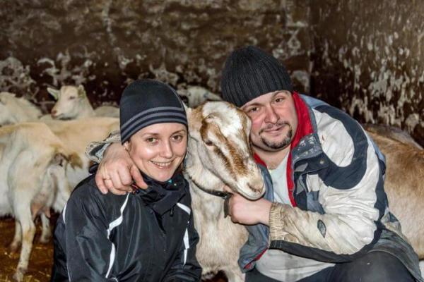 Ферму на Тернопільщині відвідують туристи навіть з-за кордону (Фото)
