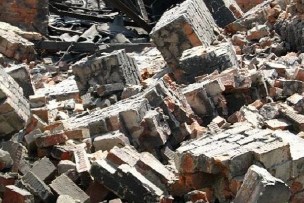 На Кременеччині стіна завалила чоловіка насмерть