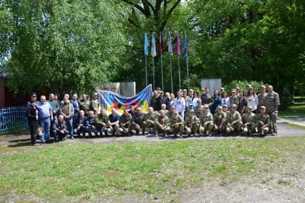 Зліт волонтерів Тернопільщини в Збаражі (Фото)
