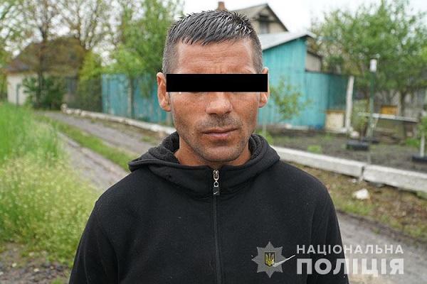 Поліцейські затримали чоловіка, що обкрадав дачі у Ступках