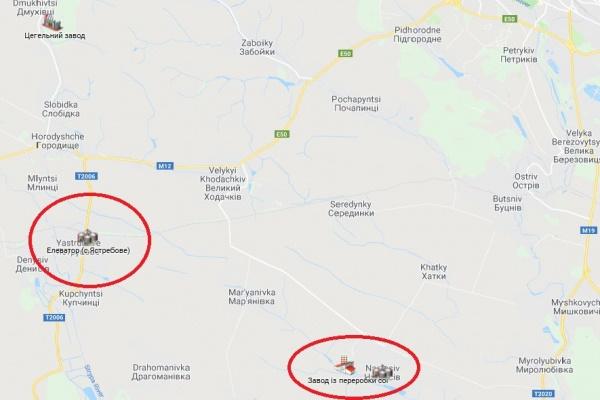 Підприємство з Тернопільщини потрапило на найновішу виробничу карту України