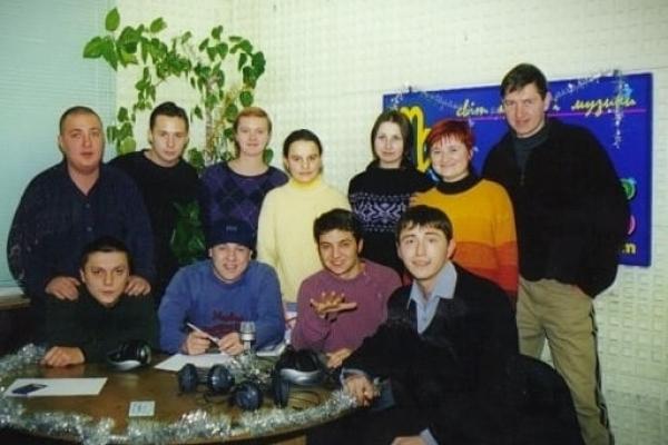 Тернополянин показав фото із юним Зеленським