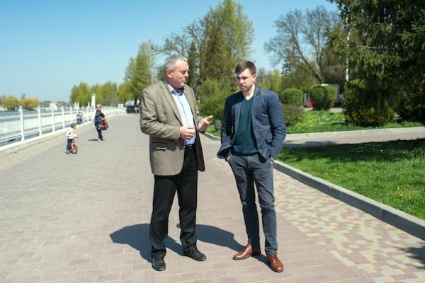 Віталій В'ячеславович Горба про владу, мистецтво політики та можливість участі в політичних процесах