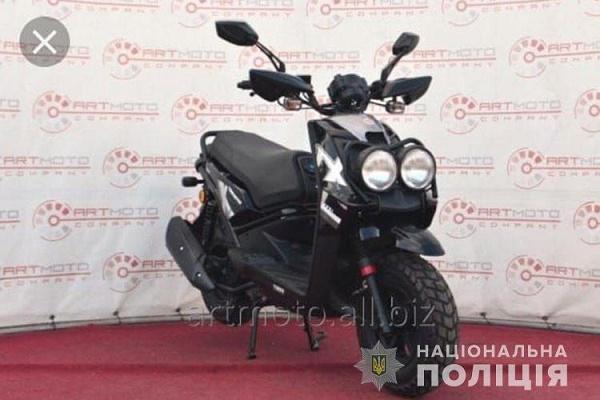 У Тернополі просто з-під будинку власника викрали мотоцикл, вартістю 25 тисяч гривень