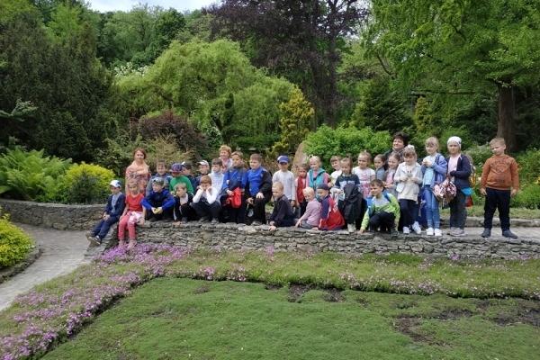 У найстаріший в Україні ботанічний сад, що на Тернопільщині, їдуть гості з усієї України (Фото)