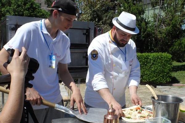 Найбільшу піцу в Україні планують спекти у Чорткові