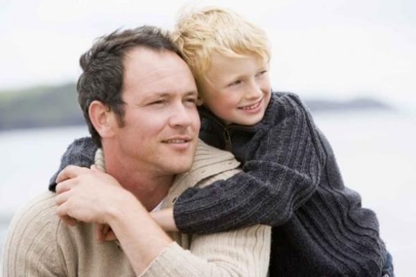 10 заповідей для батька. Батько є прикладом, хоче він того чи ні