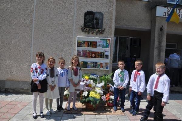 Відтепер рідна школа українського письменника Петра Сороки носитиме його ім'я