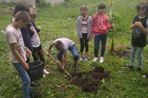 На Лановеччині школярі передають цікавий челендж (Фото)
