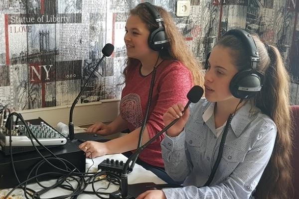 «Шкільне радіо» – у Товстолузі реалізовано перший проект