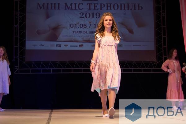У Тернополі відбувся конкурс краси «Міні Міс Тернопіль 2019» (Фото)