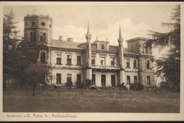 Мельниця-Подільська на світлинах 1930-х років