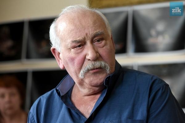Федір Стригун в реанімації, потрібна кров, – син народного артиста