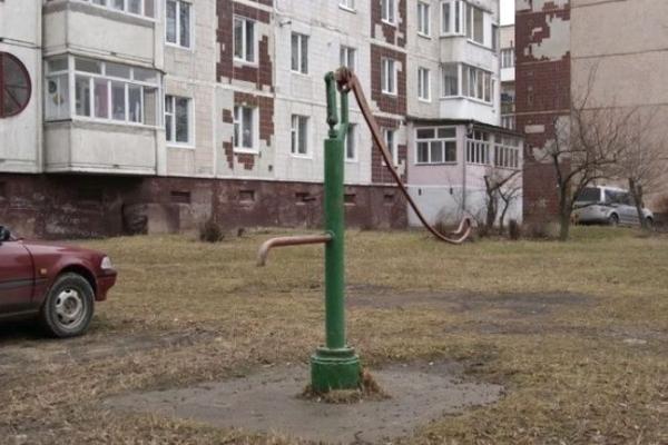 У Тернополі лише в кількох колонках-качалках вода відповідає нормам