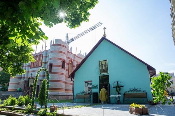 Кафедральний собор Тернопільської єпархії відзначив храмове свято