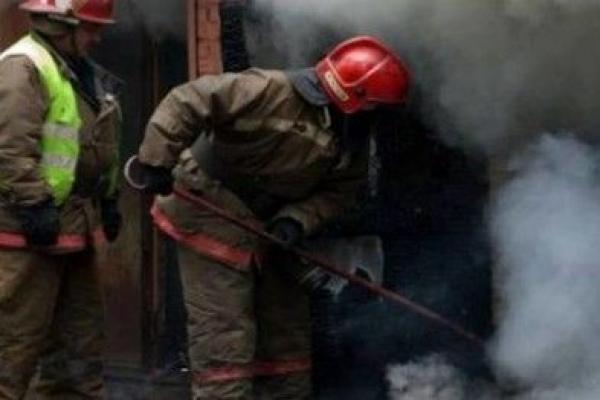 Смерть у вогні: на Тернопільщині рятувальники знайшли тіло чоловіка