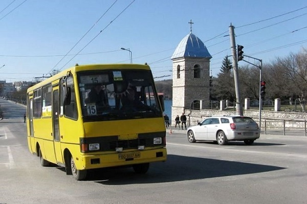 Вибори – причина юридичної атаки на громадський транспорт Тернополя