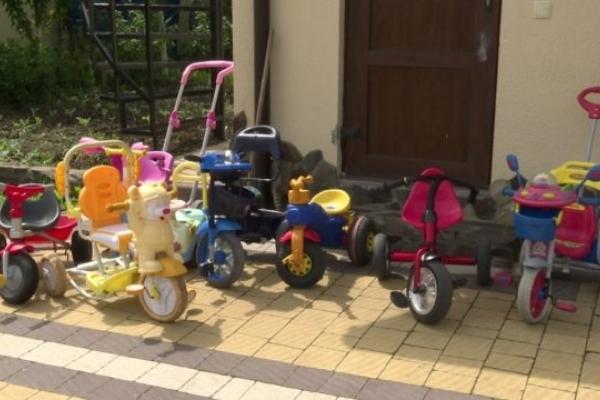 Активісти Тернопільщини збирають вживані велосипеди, аби передати їх потребуючим