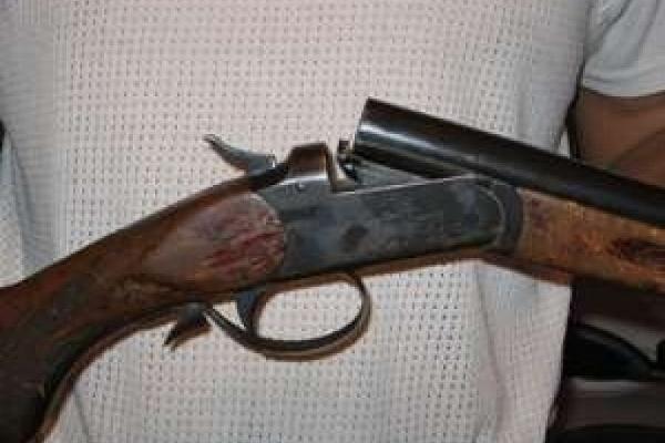 Житель Копичинців зберігав вдома обріз мисливської рушниці