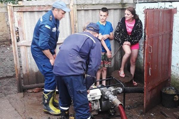 Негода знову наробила лиха на Тернопільщині