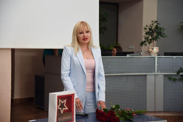 Ольга Шахін: Багата не та людина, що має безліч грошей, а та, що вміє ділитися цим багатством