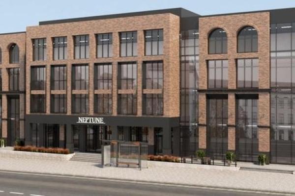 Тернопіль: «Нептун» хочуть перетворити на сучасний офісний центр (Фото)