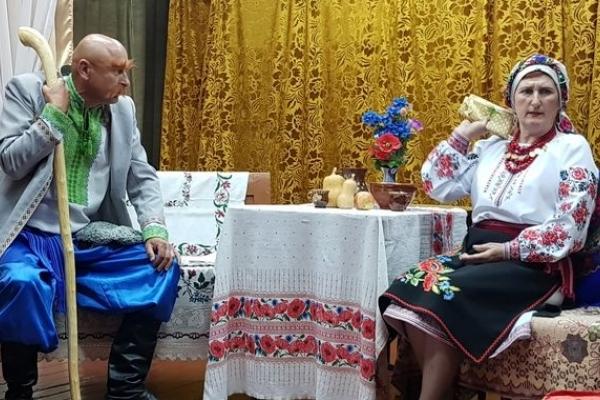 У Великих Гаях – «Сватання на Гончарівці» або – як глядачі перевтілилися в акторів