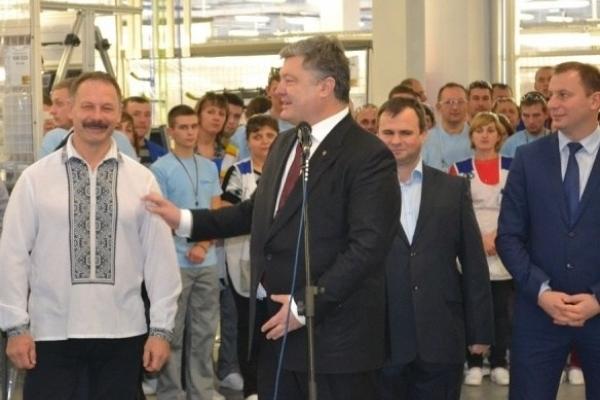 Кого висунув Порошенко в округах Тернопільщини