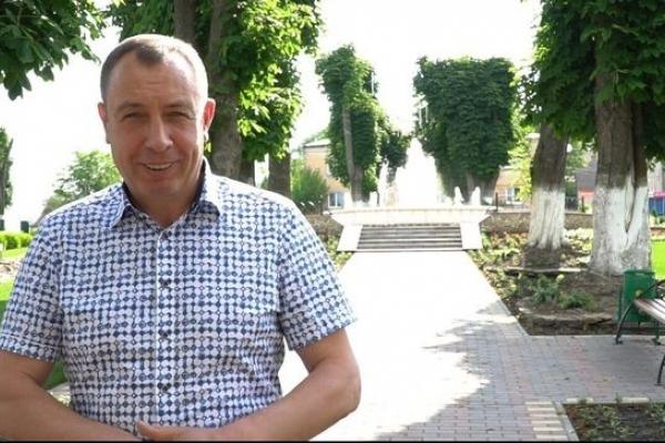 «Окрасою оновленого скверу став фонтан», - каже голова Вишнівецької ОТГ Володимир Кравець (фото, відео)