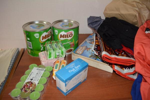 Малозабезпеченим тернополянам допомогли доброчинці з Австралії