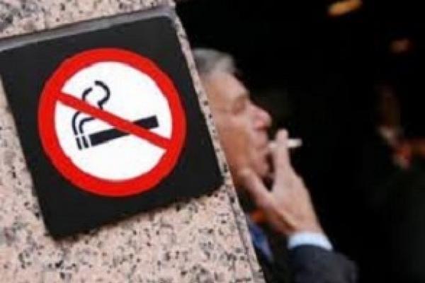У Тернополі штрафують за куріння у громадських місцях