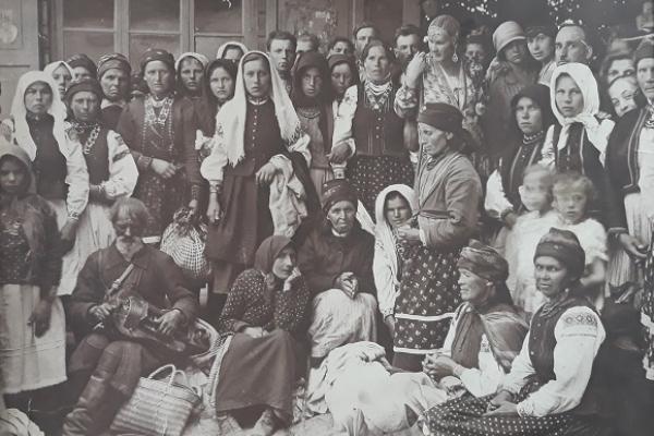 Проща в Почаєві в ХІХ столітті